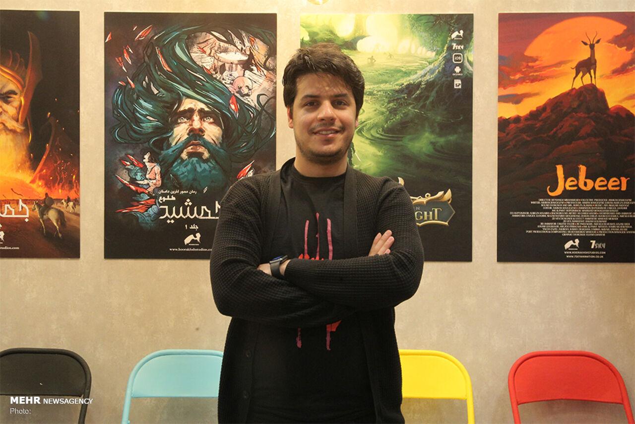 روایت ایرانی «گنج اژدها» در مسیر جهانی/ ایدهای که «انسی» پسندید