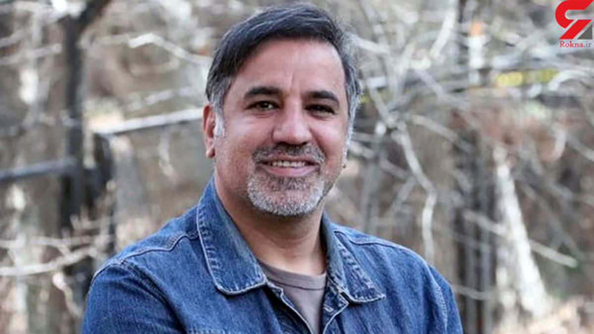 تصویری از سنگ مزار زنده یاد علی سلیمانی