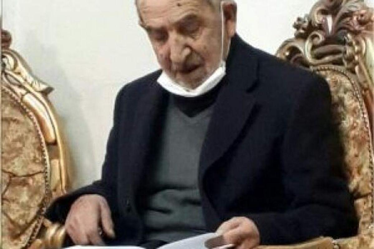 محمدرضا ملکپور درگذشت