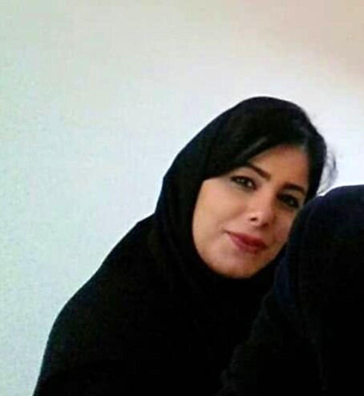کرونا جان مایا اشرفی خبرنگار جوان را گرفت