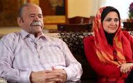 """فیلم  آخرین وضعیت جسمانی """"محمدعلی کشاورز"""" از زبان عروس سرکش سریال پدرسالار"""