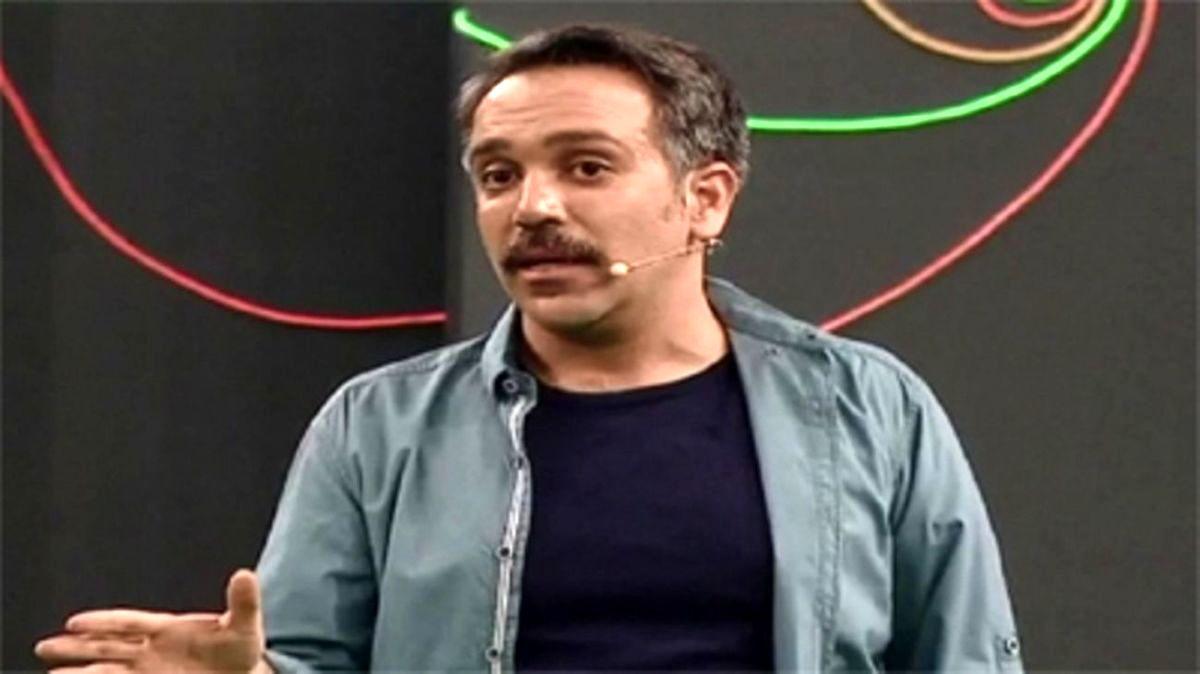 شوخی امیر کربلاییزاده با تبلیغات تلویزیونی سیامک انصاری/ ویدئو