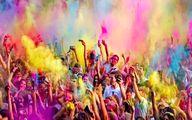 برگزاری جشن نوروز در هندوستان به طرز بسیار باشکوه
