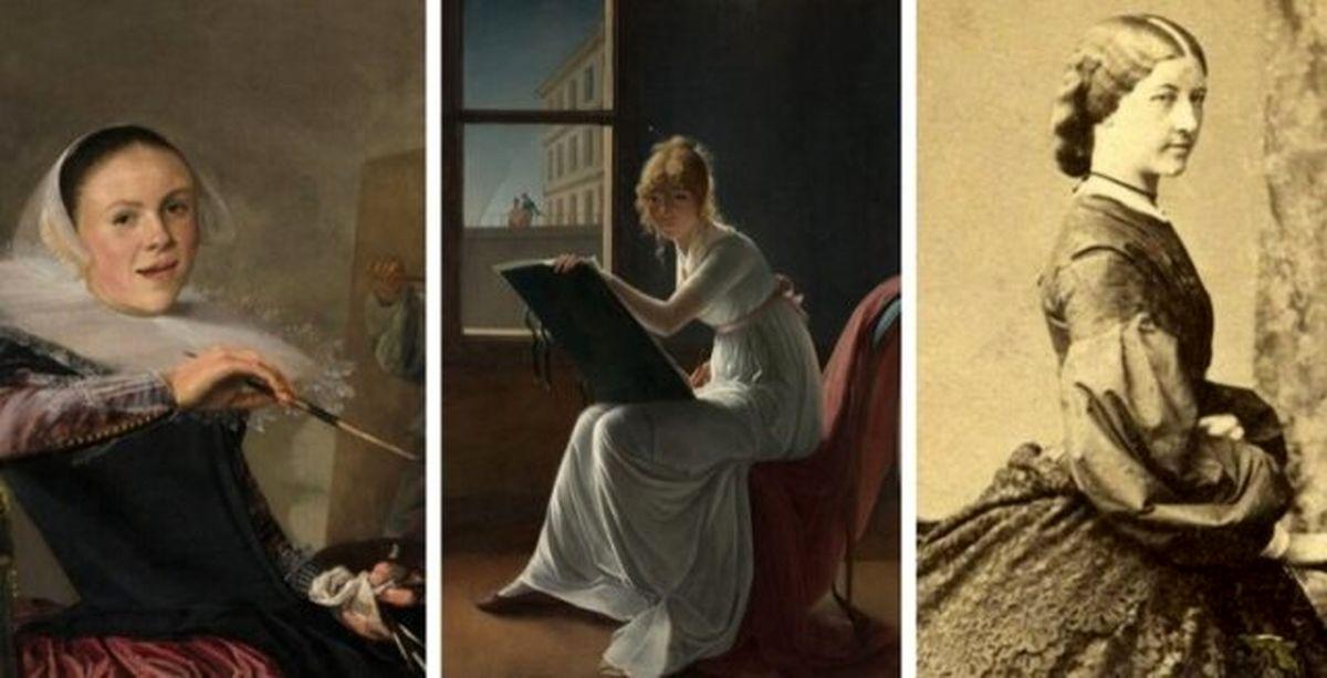 زنانی که هنرشان به نام مردان نوشته شد!