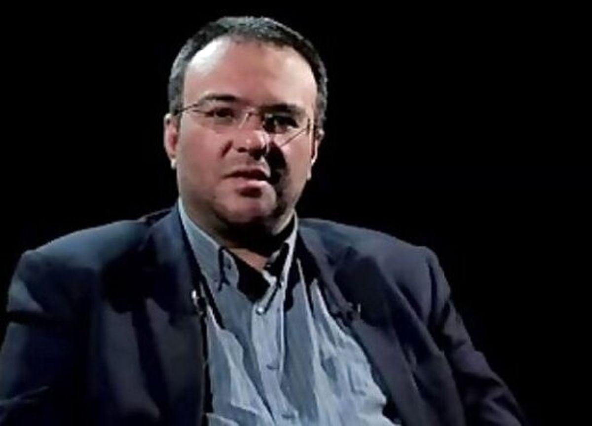 پیکر سیدحامد حسینی به خاک سپرده شد