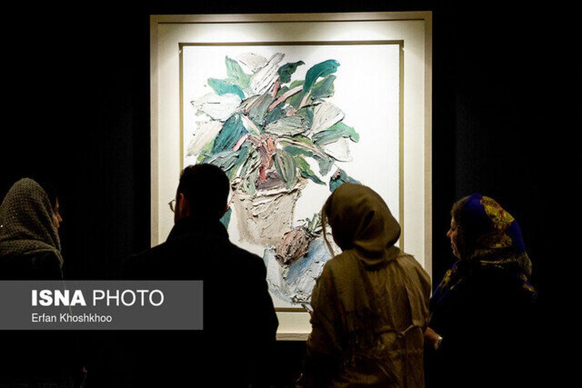 نمایشگاهی از آثار هانیبال الخاص، ژازه تباتبایی و پرویز کلانتری