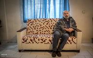 کیانوش عیاری از بیمارستان مرخص شد/ استراحت در منزل برای بهبود ریه