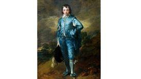 تابلو «پسر آبیپوش» به لندن بازمیگردد