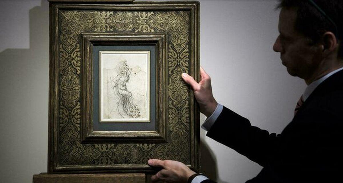 سرنوشت نقاشی داوینچی به دادگاه سپرده شد