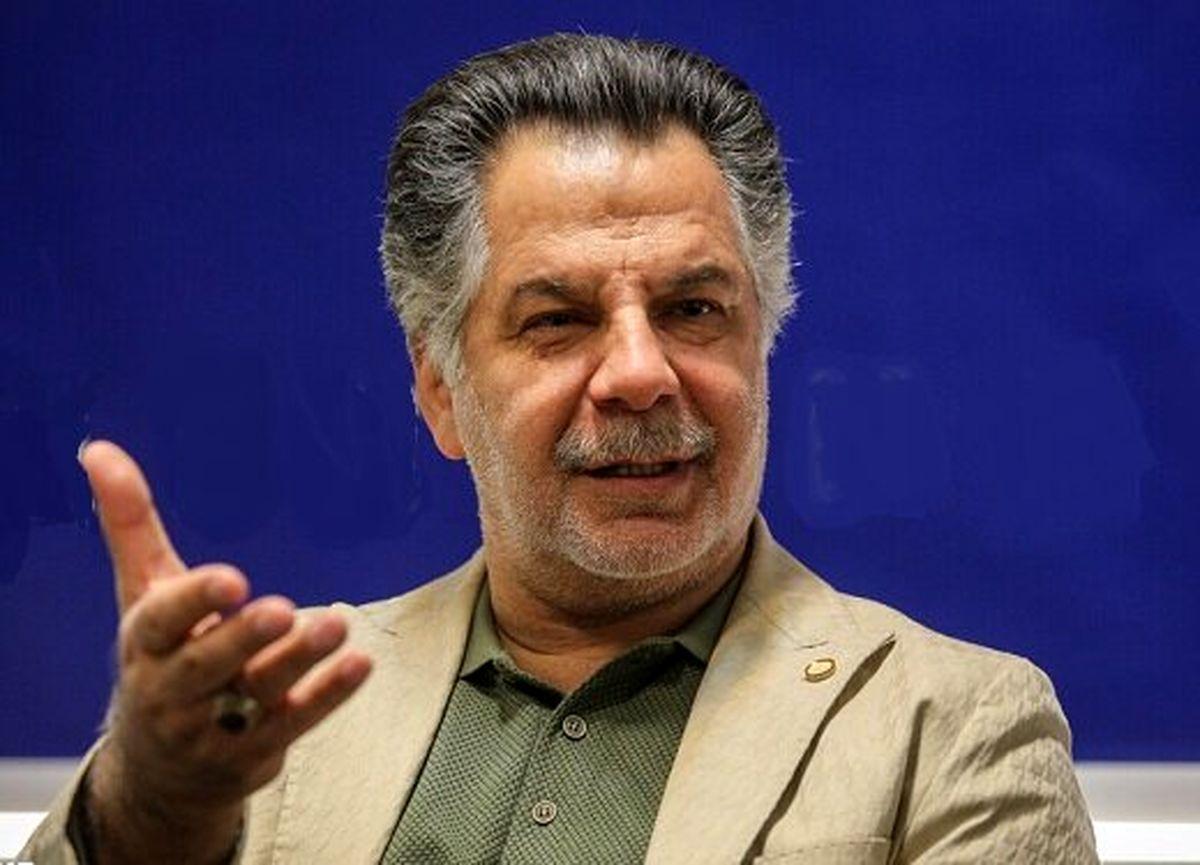 محمدحسین فرحبخش: تلویزیون، دشمنی خود با سینما را تمام کند