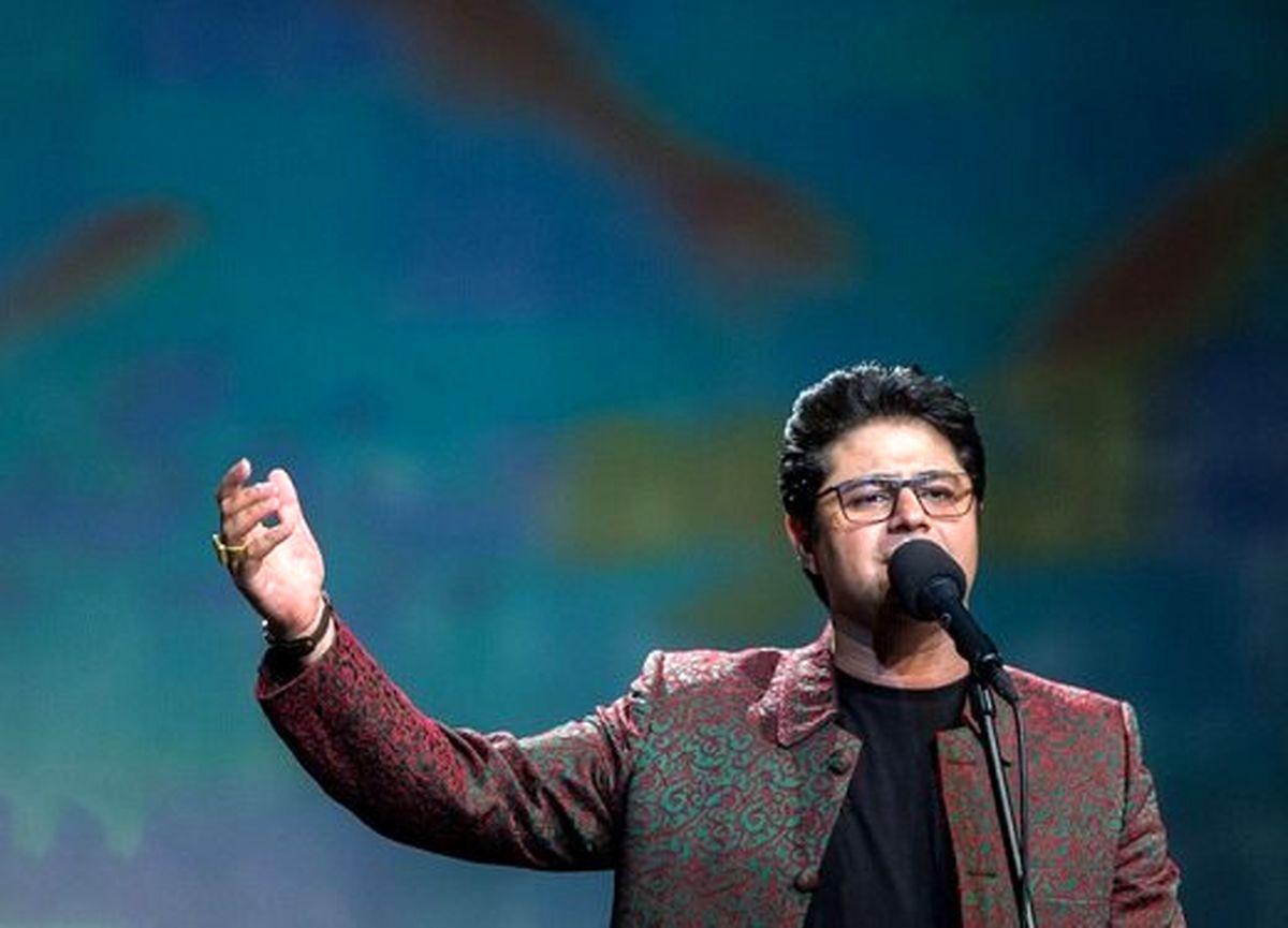 حجت اشرفزاده در کنسرت آنلاینِ «نغمههای تهران» میخواند
