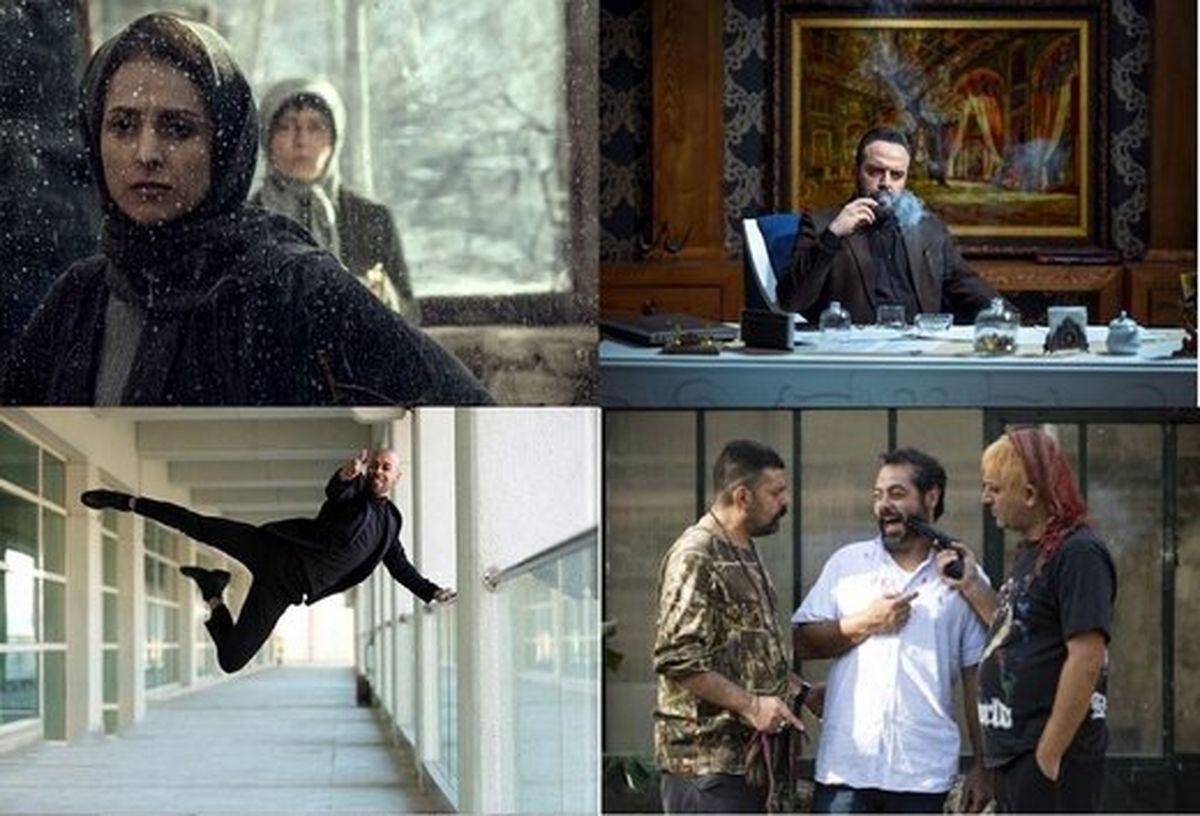 پژمان جمشیدی و نوید محمدزاده، ستاره فیلمهای پرفروش داخل و خارج کشور