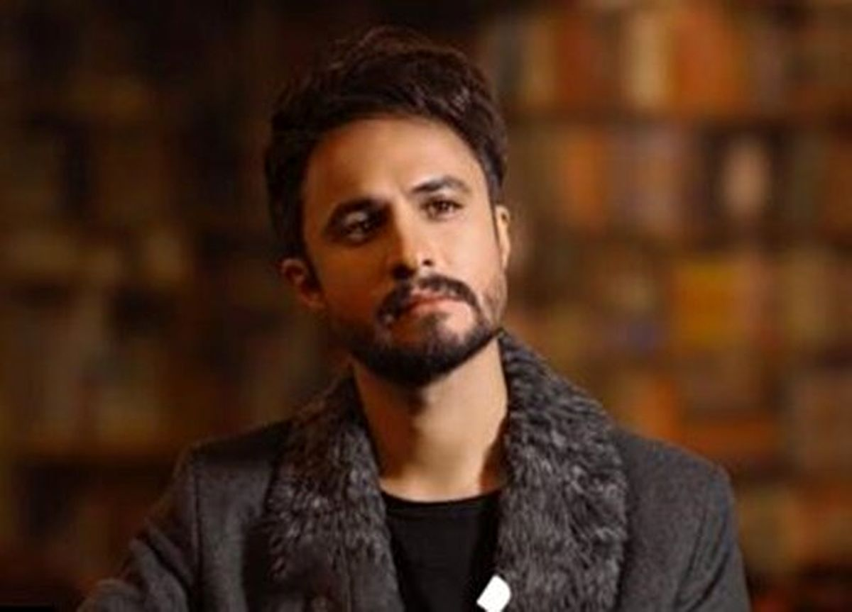 مصطفی راغب، بازیگر «دختری با لباس ارغوانی» شد