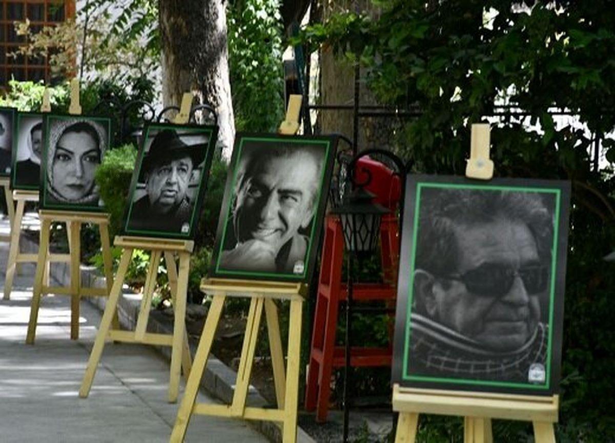رویدادهای مهمِ موزه سینما در یک نمایشگاه + تصاویر