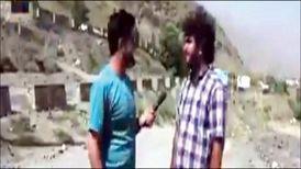 انتقاد از رفتار مستندساز ایرانی با خبرنگار افغان + فیلم