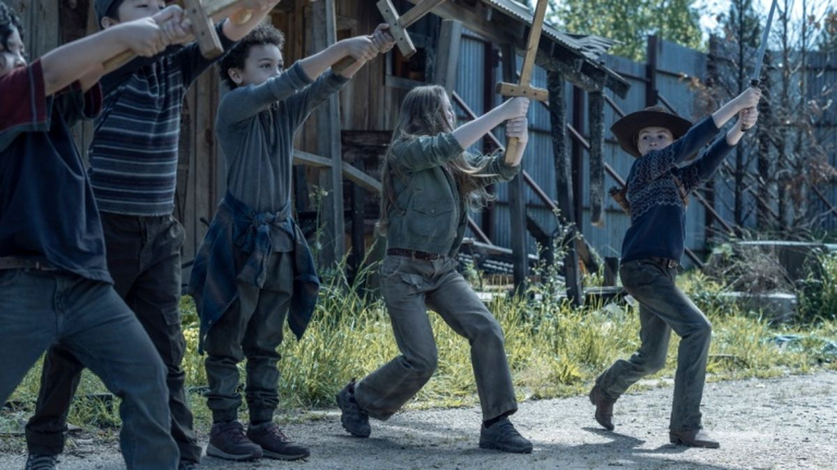 ۱۲ نکته جالب و مهم در اپیزود پنجم فصل یازدهم سریال مردگان متحرک The Walking Dead