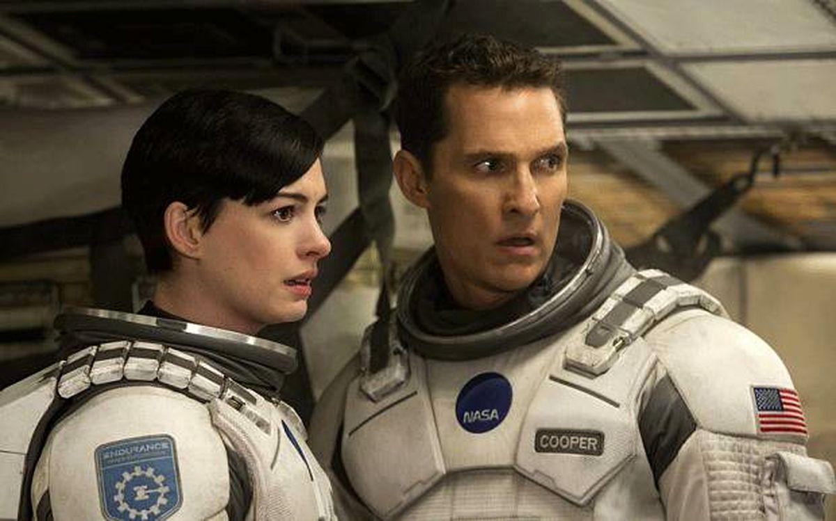 سکاسی احساسی از فیلم میان ستاره ای Interstellar