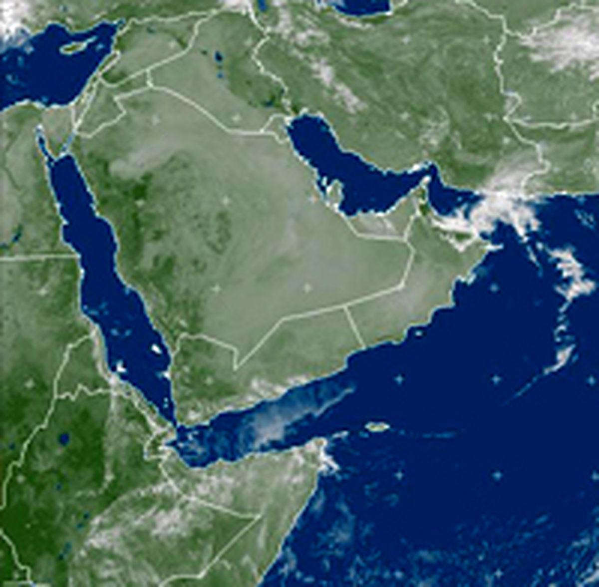 یک سامانه بارشی در راه ایران است
