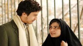 سکانس عاشقانه فیلم حیران با بازی مهرداد صدیقیان و باران کوثری