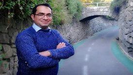 محمد خوشنشین هنرمند جوان درگذشت