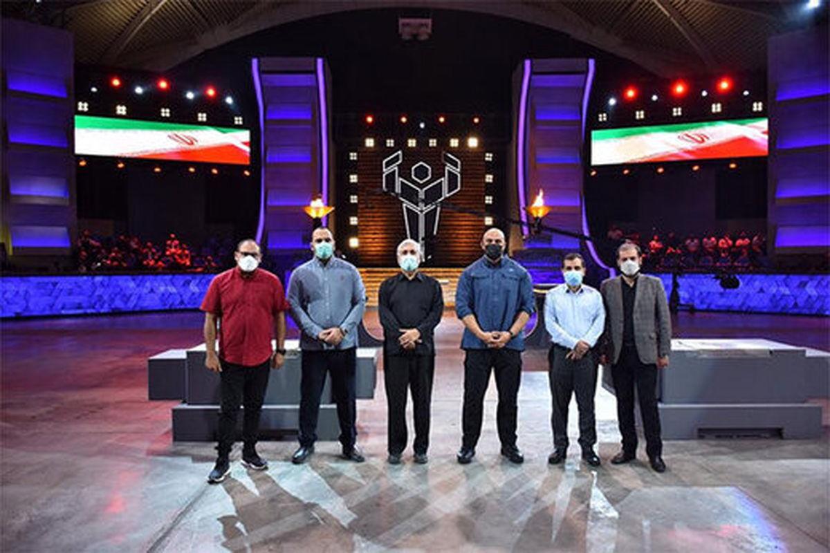 مسابقه جدید تلویزیون برای به رخ کشیدن آمادگی جسمانی