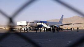 تنها کشوری که فیلمبردارش پس خروج آمریکا وارد فرودگاه کابل شد