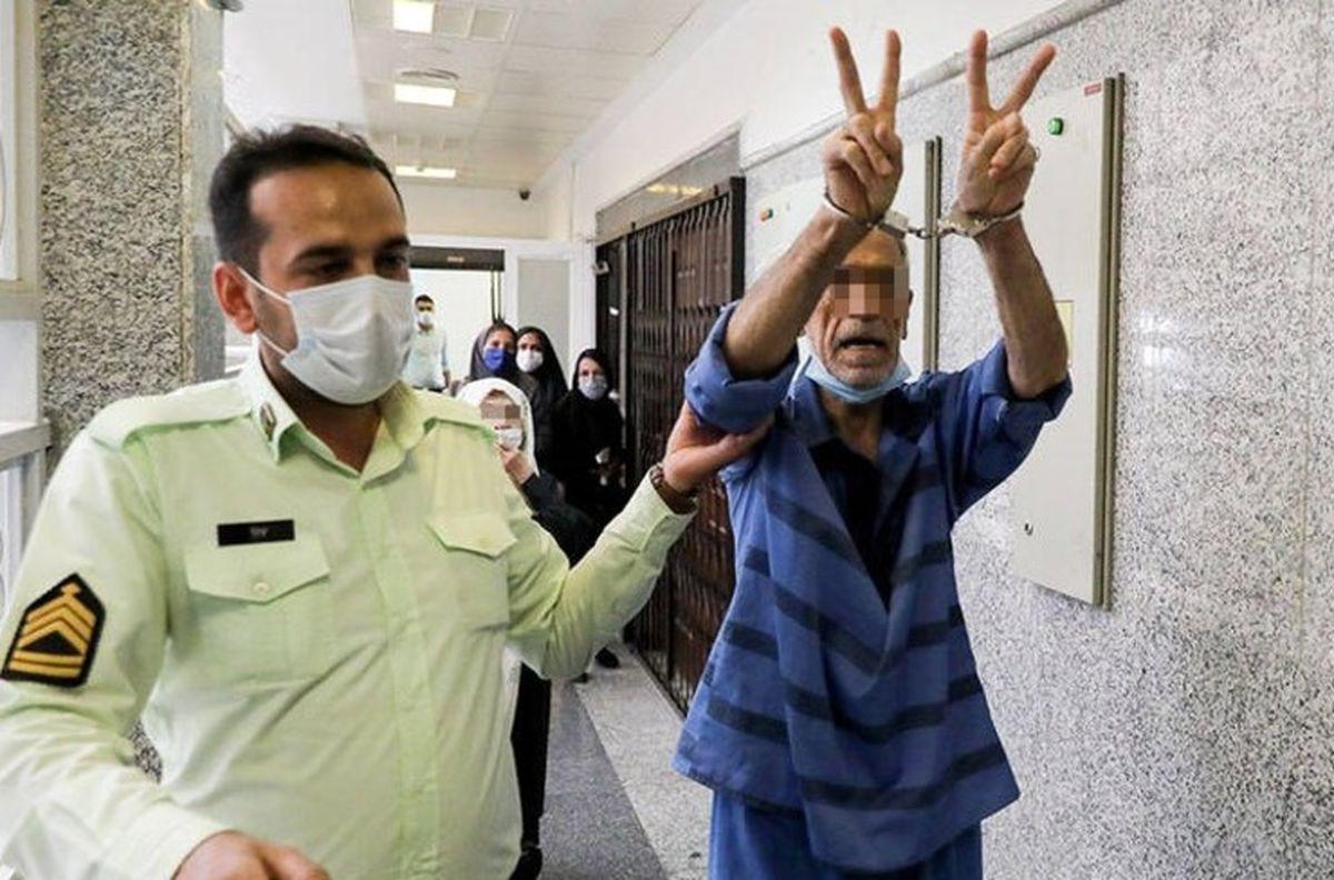 پدر بابک خرمدین از زندان خارج شد + علت و توضیحات بیشتر