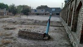 مقبره بدون بارگاهِ ابوریحان بیرونی در افغانستان + تصاویر